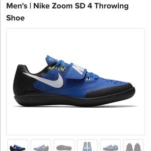 d62c6be1bba7d9 Nike Shoes - Nike Zoom SD4 Throwing Shoe ( shotput